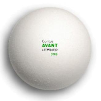 Contus® 'Avant' Präzisions-Turnierball
