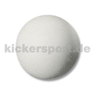 Soccerball leise und angeraut