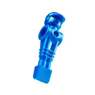 Kickerfigur Leo Pro - blau