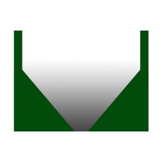 Spielfeld-Ecken und Streifen - orig. Leonhart - weiß