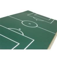 Spielfeld Leonhart SOCCER/Turniersieger - mit Rand