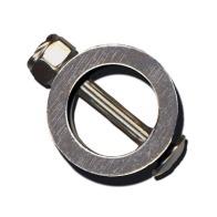 Stellring für Torwartstange aus Metall