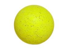 Kork-Kickerball in Gelb