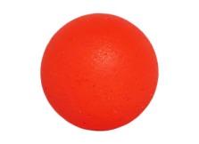 Kork-Kickerball in Neon-Orange