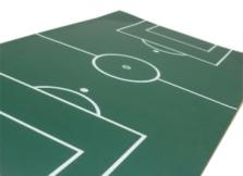 Spielfeld für Leo Pro Sport, Leo Pro Tournament und Leo Pro Professional