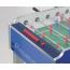 Tischabdeckung aus Sicherheitsglas dämpft Spielgeräusche und hält den Innenbereich des Kickers sauber