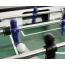 Soccer-Kickerfiguren aus hoch schlagfestem Kunsstoff - perfekt verschraubt